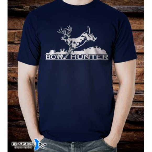 297a052e Hunting Gear Bow Hunter T-Shirt. NWT. EZ-Vision Designs.  M_5bfd7384aa8770492fea2270. M_5bfd7384aa8770492fea2270